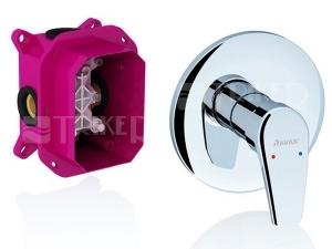 Neo sprchová baterie podomítková pro R-box