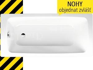 Nestandard Cayono vana 150 x 70 cm, 747, bílá