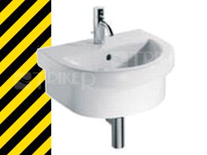 Nestandard Ideal Standard Washpoint umyvadlo 56 x 45 cm s otvorem, bílé