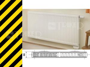 Nestandard Korado Radik VK21 radiátor 50 x 160 x 6,6 cm