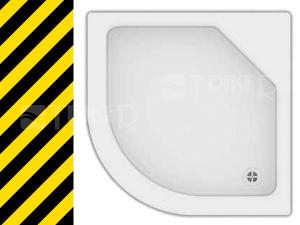Nestandard Teiko Aries vanička akrylátová 80 x 80 x 11 cm R450 hladká