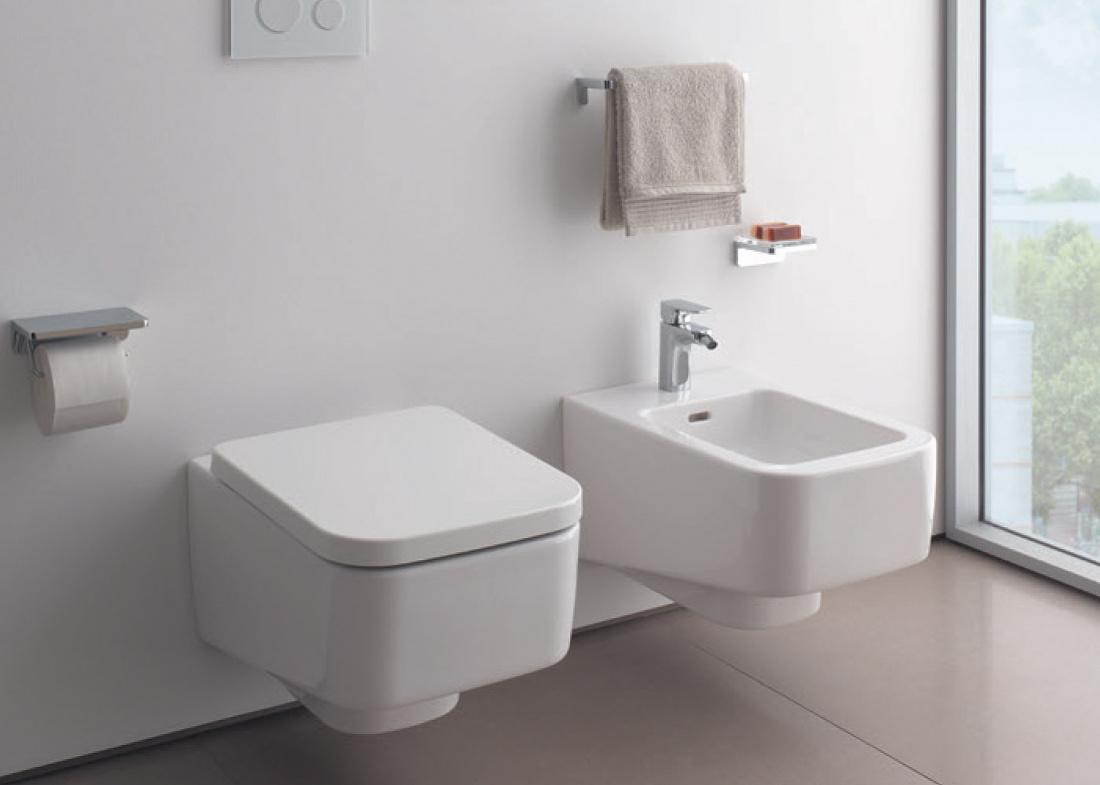 laufen pro s klozet z v sn 53cm hlubok splachov n b l laufen. Black Bedroom Furniture Sets. Home Design Ideas