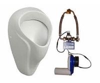 Nova Pro pisoár (Alex) s termickým splachovačem, pro napájení z elektrické sítě 230 V AC, 69016, Kolo