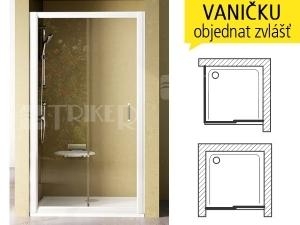 NRDP2 sprchové dveře