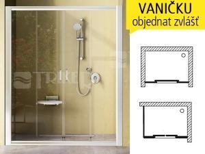 NRDP4 sprchové dveře