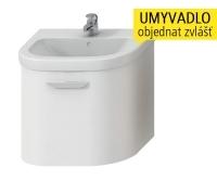 Olymp Deep skříňka pod umyvadlo 60 cm jasan, H4541334343401, Jika