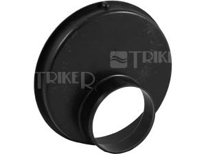 Opti-control redukce 200 mm / drenážní trubka 100 mm