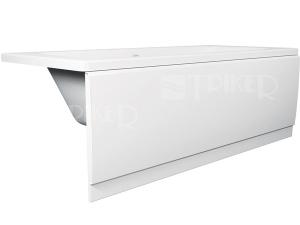 Panel k vaně Teiko čelní 150 x 53 cm bílý + montážní sada