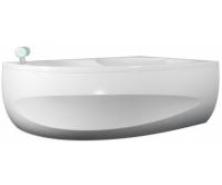 Panel k vaně Teiko Medea levý, bílý + montážní sada, V120150L62T12001, Teiko
