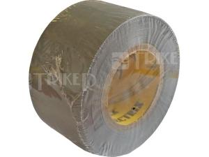Páska PVC samolepící šedá 38mm/20m