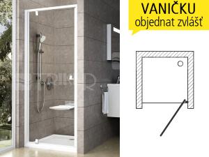 PDOP1 sprchové dveře