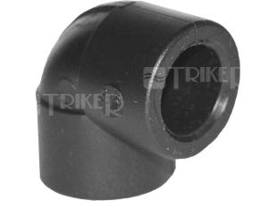 PE80 koleno varné 90° 63 mm
