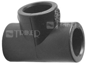 PE80 T-kus varný 50 mm