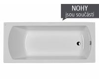 Perfect vana akrylátová 140 x 70 cm, XWP1040000, Kolo