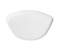 Podhlavník Ravak Rosa 95 bílý, B655000001, Ravak