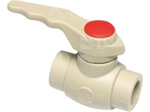 PPR kohout kulový plastový 25 mm