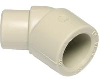 PPR koleno 45° vnitřní/vnější 16mm, SKO11645XX, Wavin Ekoplastik