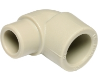 PPR koleno 90° vnitřní/vnější 16mm, SKO116XXXX, Wavin Ekoplastik