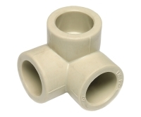PPR koleno trojcestné 20mm, SKOT020XXX, Wavin Ekoplastik