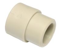 PPR redukce vnitřní/vnější 20 x 16 mm, SRE12016XX, Wavin Ekoplastik