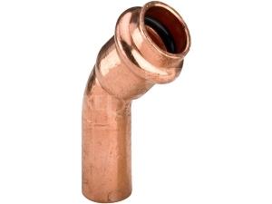 Profipress S oblouk 45° 4526.1 a/i 18mm