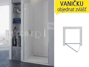 PUR1 Sprchové dveře