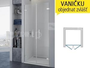 PUR2 Dvoukřídlé dveře