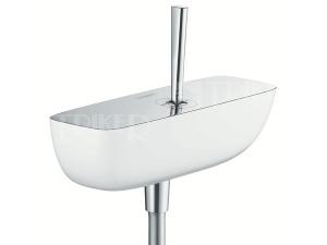 Puravida sprchová baterie nástěnná bílá/chrom