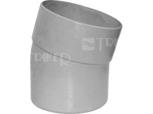 PVC koleno 15° 110mm