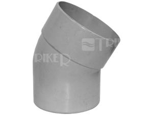 PVC koleno 30° 110mm