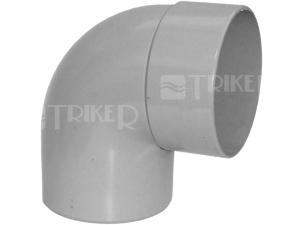 PVC koleno 87°  32mm