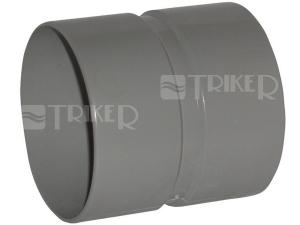 PVC nátrubek  40mm krátký