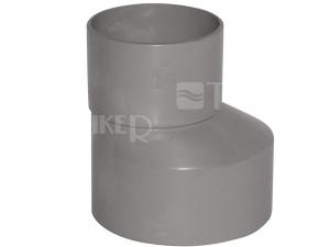 PVC redukce excentrická  40/32 mm