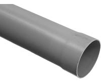 PVC trubka odvětrávací, dešťová 110 x 2,2 mm, 6111022, Pramos