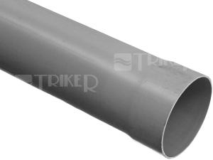 PVC trubka odvětrávací, dešťová 125 x 2,5 mm