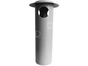 PVC ventilační hlavice AVVA400 110/400 mm