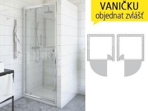 PXDO1N sprchové dveře