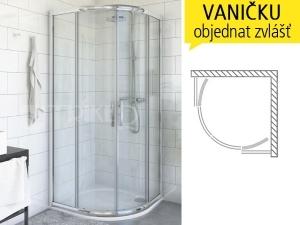 PXR2N sprchový kout