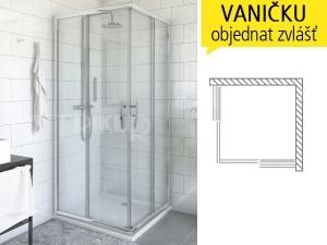 PXS2 sprchový kout