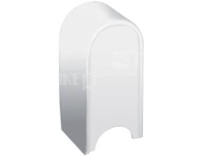Quattro kryt sifonu bílý