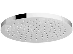 Ravak hlavová sprcha mosazná kulatá 981.00 200 mm, chrom