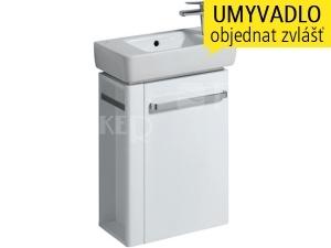 Renova Nr.1 Comprimo NEW skříňka pod umývátko 50 cm pravé