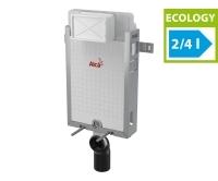 Renovmodul A115/1000E Ecology pro závěsné WC pro zazdění, A115/1000E, Alca plast