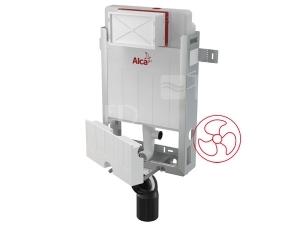 Renovmodul AM115/1000V s odvětráním pro závěsné WC pro renovace