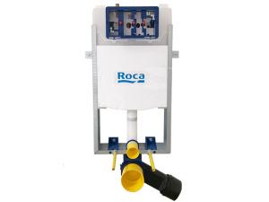 Roca Basic podomítkový modul pro závěsné WC pro zazdění