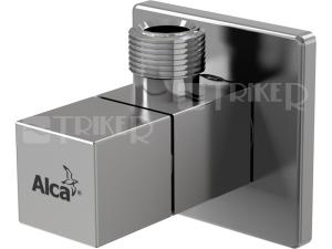 Rohový ventil Alcaplast ARV002 kulový (čtyřhran)
