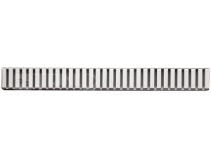 Rošt Line perforovaný pro APZ1 a APZ4 300 mm nerezový/lesklý