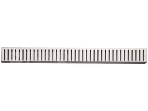 Rošt Pure perforovaný pro APZ1 a APZ4 550mm nerezový/lesklý