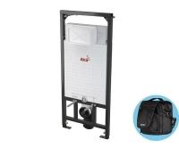 Sádromodul A101/1200 pro závěsné WC do lehkých příček, A101/1200, Alca plast