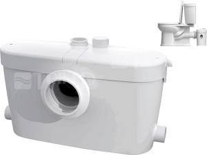 Saniaccess 3 čerpadlo pro WC, umyvadlo, bidet, sprchu